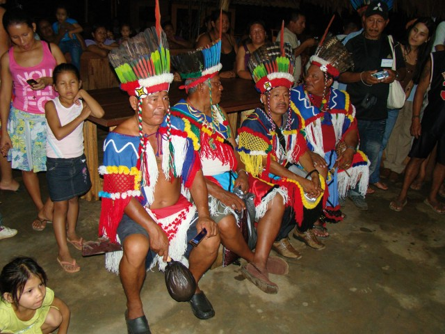 PEUPLES AUTOCHTONES : 2ème rencontre Transfrontalière des Peuples Amérindiens
