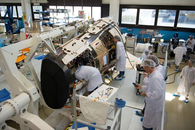 L'avion spatial IXV: prêt pour son vol suborbital