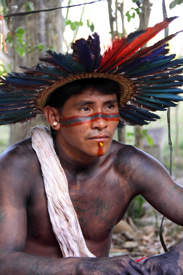 Les peuples indigènes du Brésil : S'unissent pour une mobilisation sans précédent