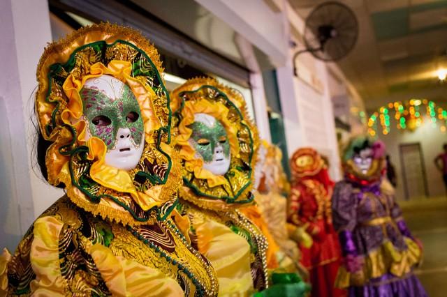 Colloque: Bals masqués de Guyane et d'ailleurs. Identités et imaginaires carnavalesques en question