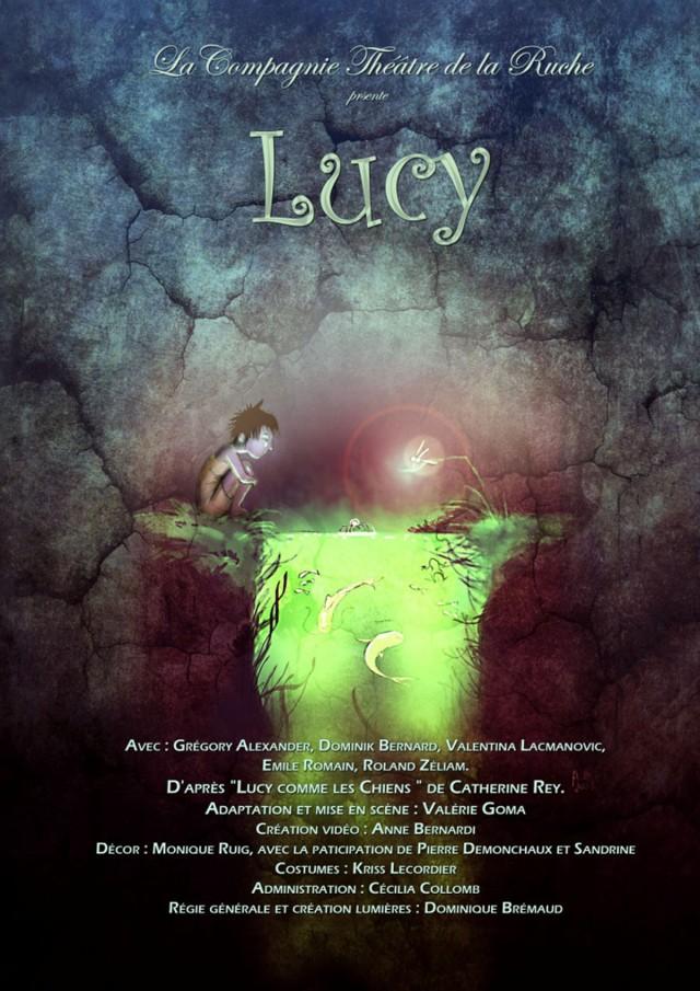 théâtre : Lucy, sous l'œil de Natural Tribal