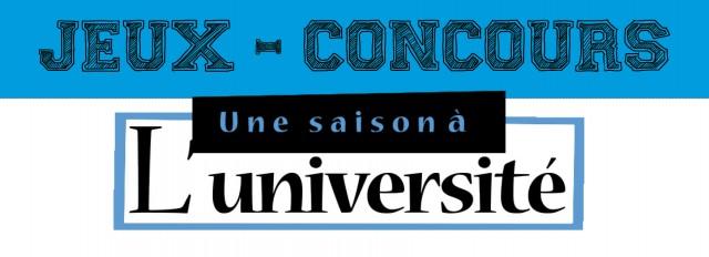 Concours Une saison à l'Université : Deux iPad et un billet d'avion Paris-Cayenne à gagner