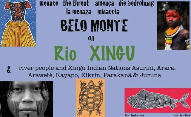BRESIL : Barrage de l'opinion internationale dans le projet de Belo Monte