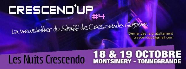 Les Nuits Crescendo : 18 & 19 oct 2013