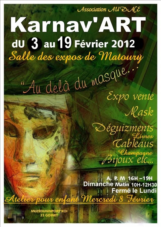 Exposition : Karnav'Art