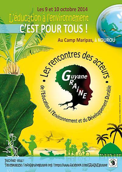 Les 3ème Rencontres Régionales de l'éducation à l'environnement