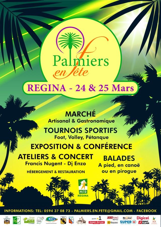 Fête du palmier à Régina : 24 & 25 mars