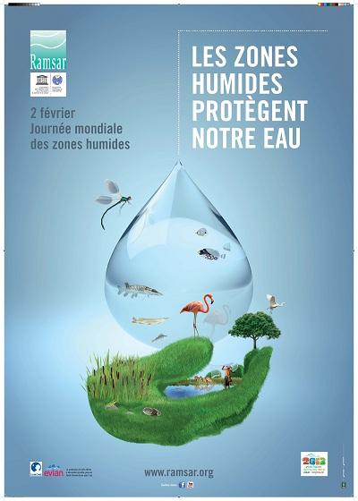 Journée Mondiale : des Zone Humides