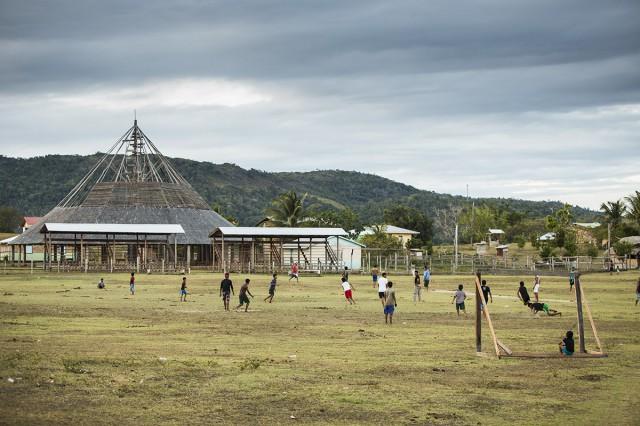 Guyana : Les pieds sur terre, les Amérindiens se méfient de leur sous-sol