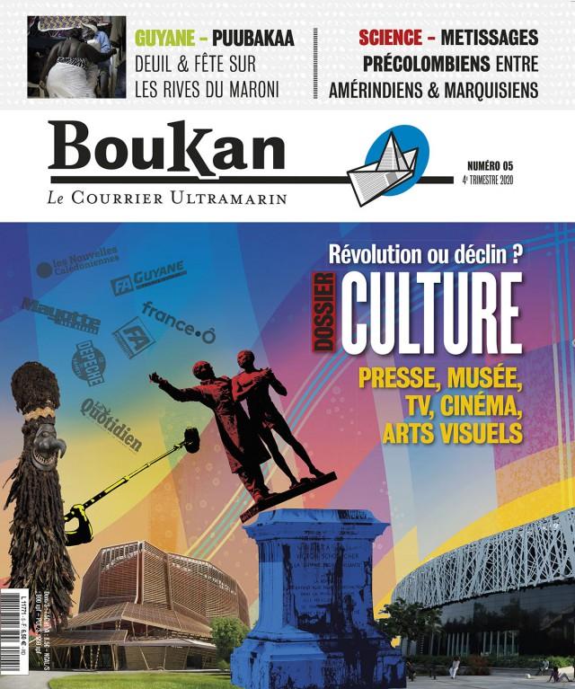 Sortie du nouveau numéro de Boukan : Disponible en kiosque le 22 décembre
