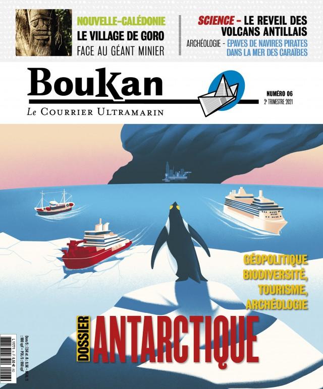Sortie du nouveau numéro de Boukan : Disponible en kiosque le 28 juin