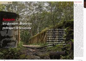 Saigon-Cayenne: Les derniers déportés politiques de la Guyane