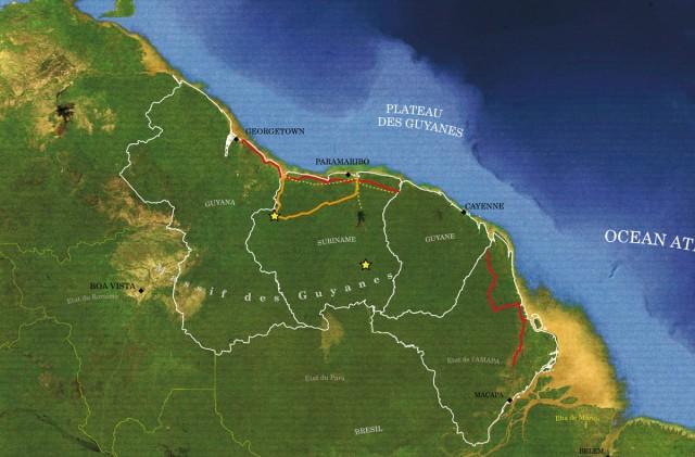 RESEAUX : Interconnexion régionale IIRSA