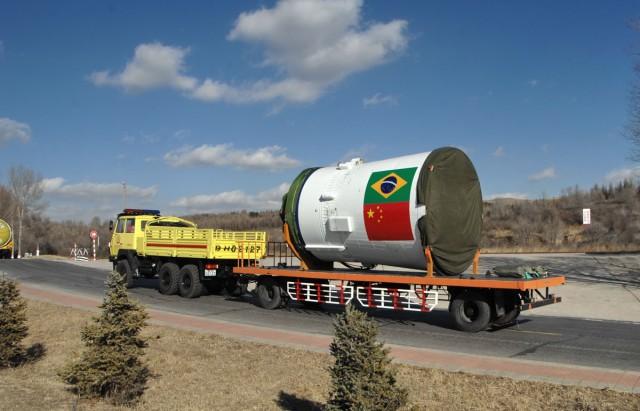 Satellite Chine-Brésil: un nouveau couac