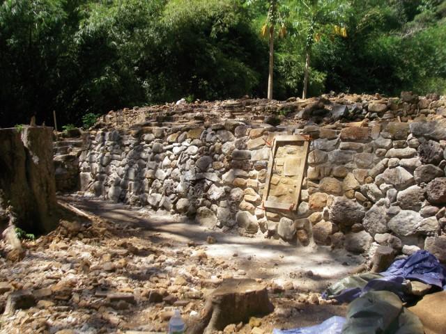 ARCHEOLOGIE : De l'habitation Artur-Danclan au cacao.
