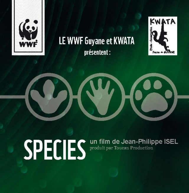 COVERS DVD SPECIES
