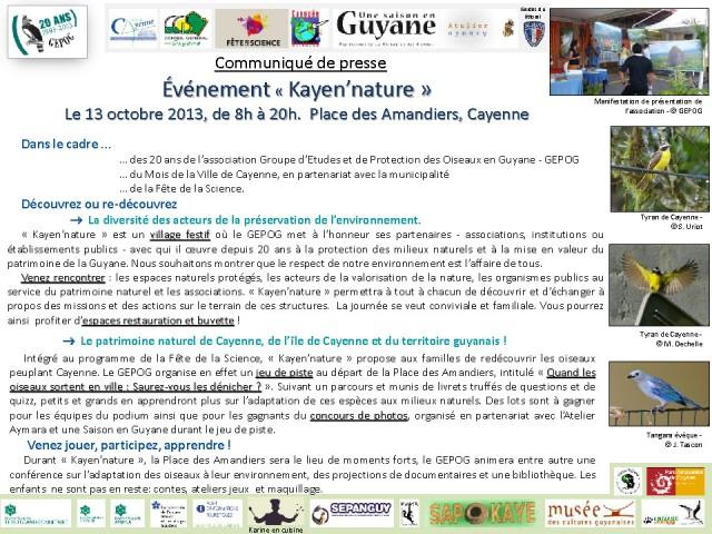 CP Kayen'nature