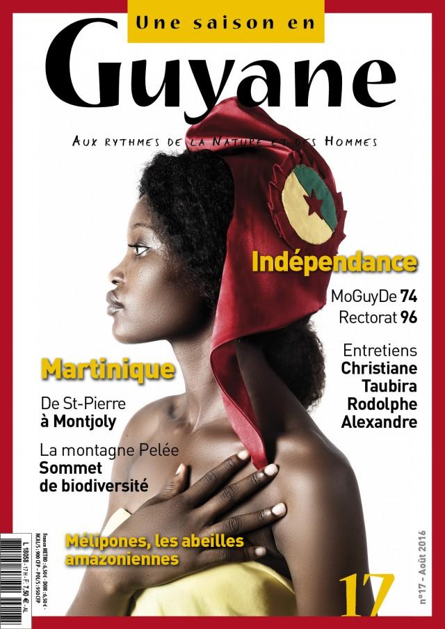 A partir du 8 août : le nouveau numéro Une saison en Guyane est en kiosque
