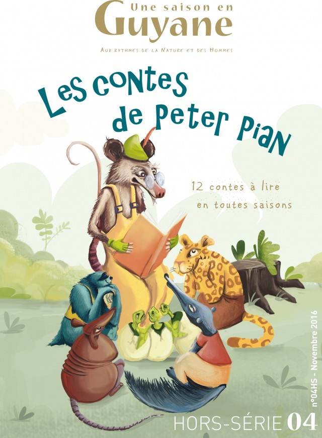 """Nouveau: """"LES CONTES DE PETER PIAN"""""""