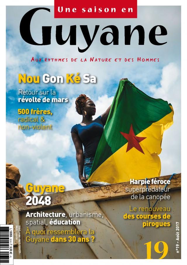 Nouveau: n°19 en vente le 2 août en France hexagonale