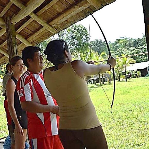 Tourisme communautaire: le village amérindien Favard se lance dans l'aventure