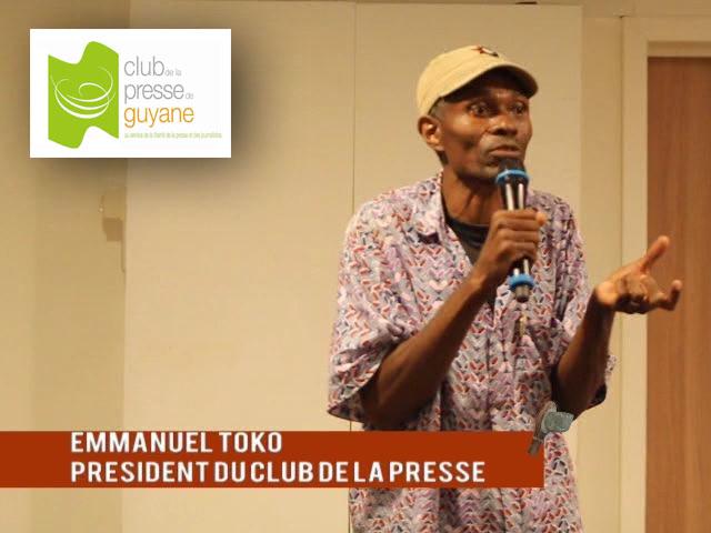 Les vidéos du débat Club de la presse : Archéologie et patrimoine en Guyane