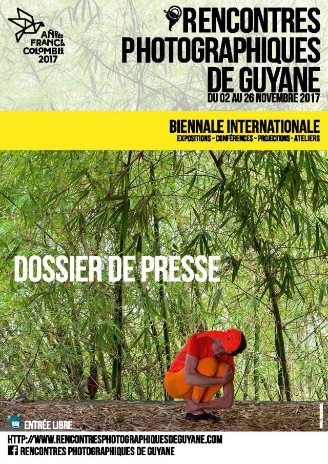 Rencontres photographiques de Guyane : L`agenda