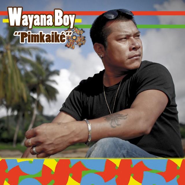 Wayana Boy, 2 ème album : Pimkaïké