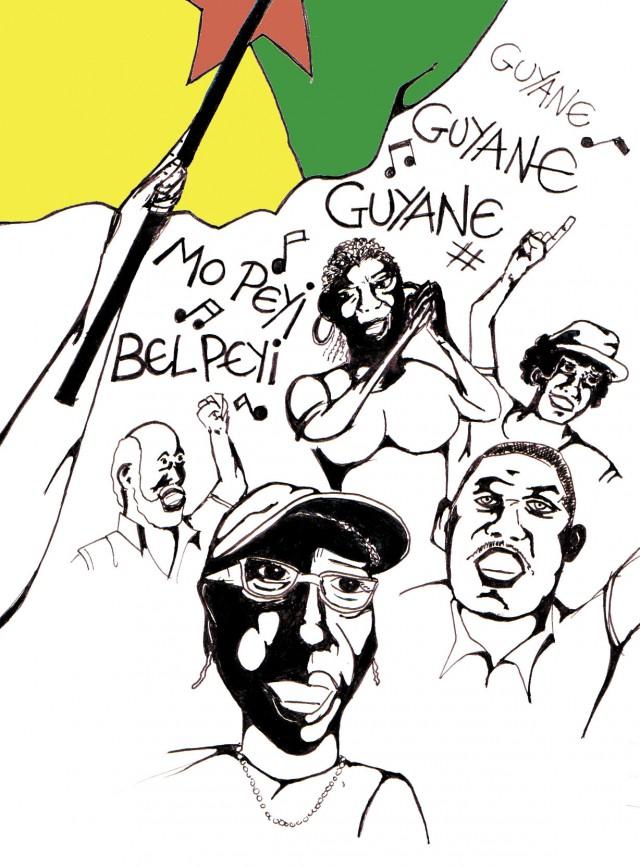 Guyane mo peyi