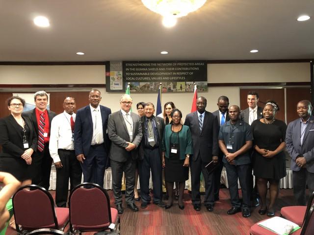 Protection de la biodiversité: Les trois Guyanes marchent ensemble