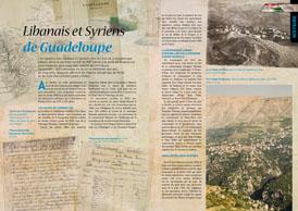 Libanais et Syriens de Guadeloupe