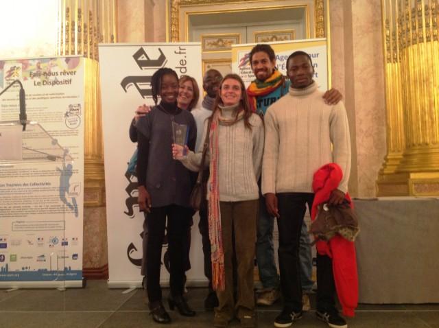 Des associations de Guyane : recompensées dans un concours national