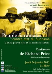 Les jeudis du Patrimoine-Richard Price- 24 janvier 2013