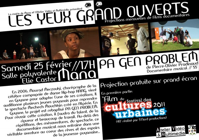 Projections : Les yeux grand ouverts