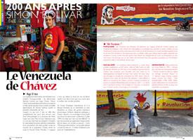 200 ans après SIMON BOLIVAR : Le Venezuela de Chávez