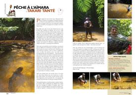 La pêche à l'aïmara : à Takari Tanté