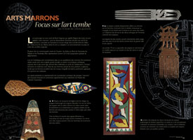 Arts Marrons : focus sur l'art tembe