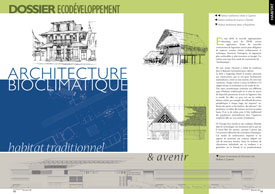 Bioclimatic architecture : Buildings of the past, buildings of the future