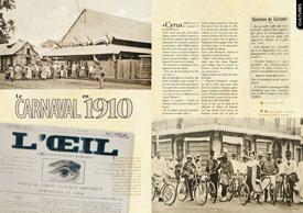 O carnaval em 1910