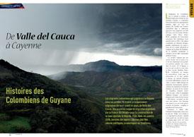 De Valle del Cauca à Cayenne : histoires des Colombiens de Guyane