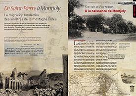 De Saint-Pierre à Montjoly : La migration fondatrice des sinistrés de la montagne Pelée