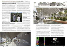 Entretien avec les architectes Moreau & Kusonoki