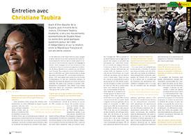 Dossier Indépendance : Entretien avec Christiane Taubira