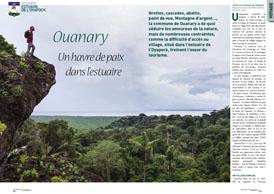 Ouanary : un havre de paix dans l'estuaire