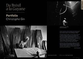 Portfolio : Du Brésil à la Guyane