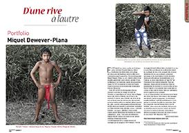 Portfolio de Miquel Dewever-Plana : D`une rive à l`autre