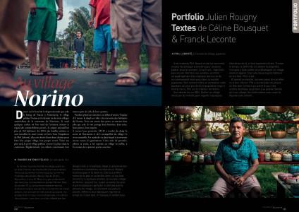 Portfolio : Au village Norino