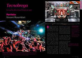 Portfolio: Tecnobrega, le culte des machines à son