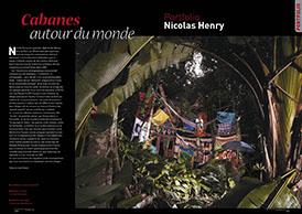 Portfolio : Cabanes autour du monde