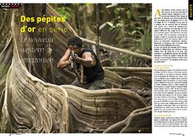 Des pépites d`or en série: le nouveau western amazonien de Canal +